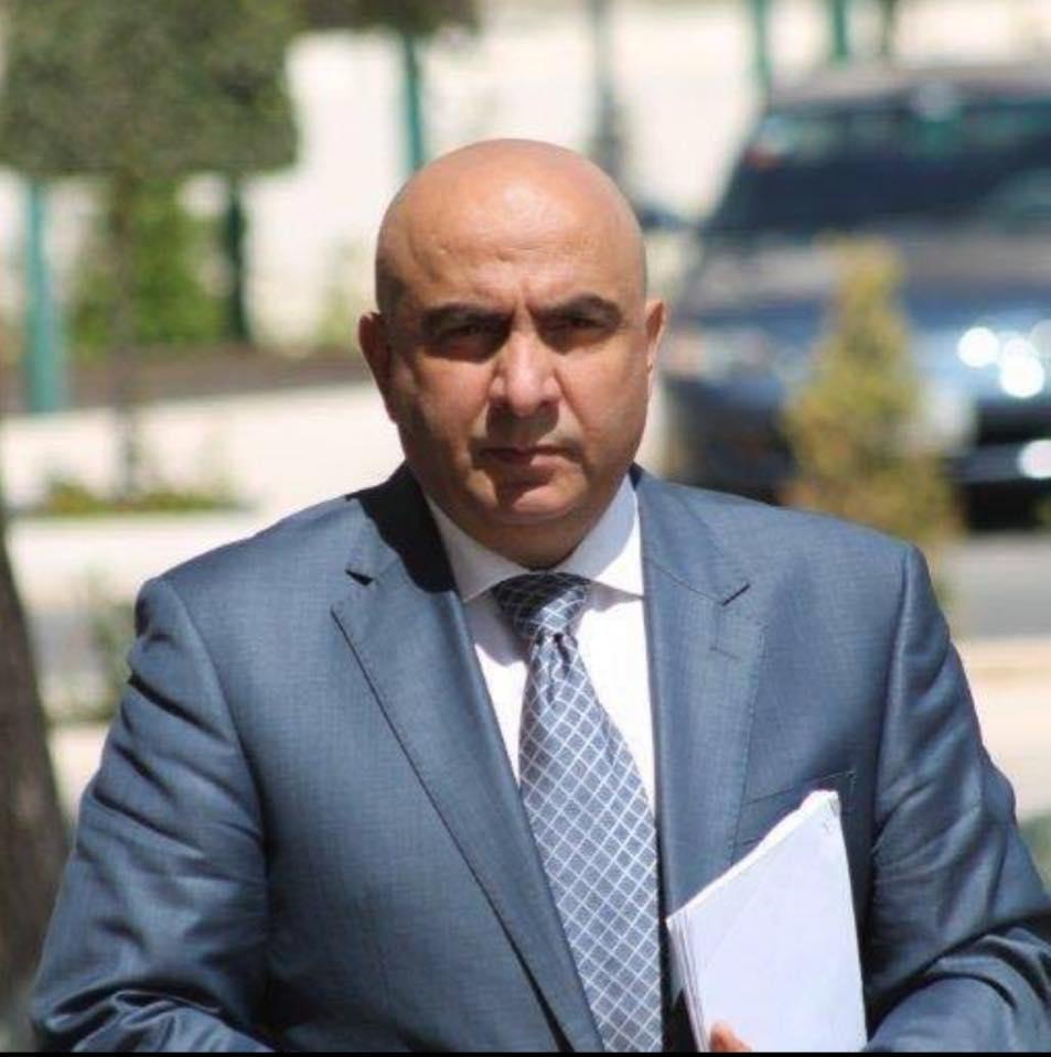 النائب السابق رائد الخلايلة يعلن ترشحه للانتخابات