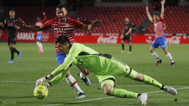 كورتوا: هذا ما يحتاجه ريال مدريد الآن لحصد اللقب
