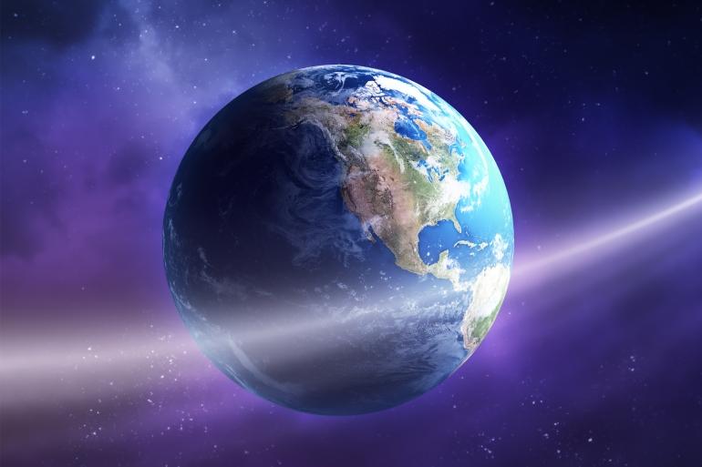 مترجم: ماذا سيحدث إذا توقفت الأرض فجأة عن الدوران؟