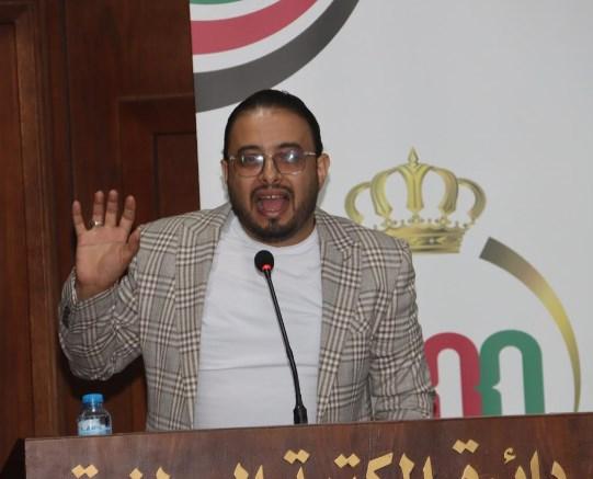 السفير اليمني العمراني يشكر (صور)